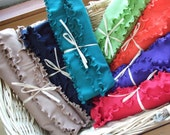 Baby Blanket - Organic Cotton - Swaddling, Receiving - 7 Colours to Choose