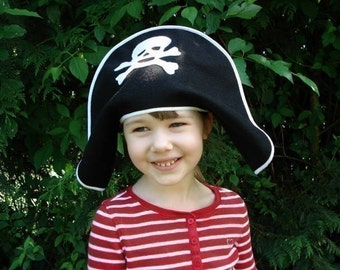 Child Pirate Hat