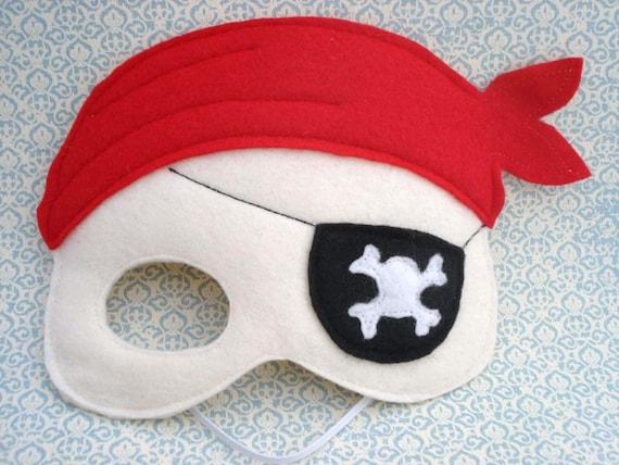 Child Pirate Mask