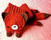 Red Fox Longbottom Scarf