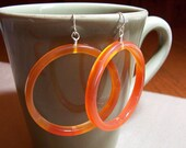pebbles and metal Signature Hoops