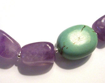 Lilac Necklace