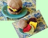 Good Burger Pattern