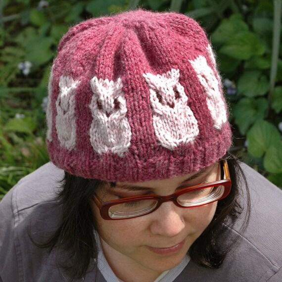 Hoot Hoot Hat Pattern