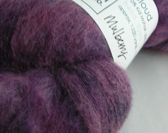 MULBERRY Cloud Kid Mohair Nylon Laceweight Yarn