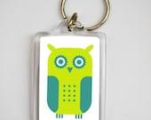 keyring - owl