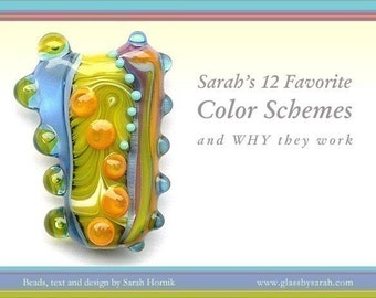 Sarah's 12 Favorite Color Schemes - and WHY they work (E-book)