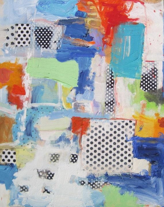 Heaven....Original painting by Michelle Daisley Moffitt
