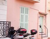Pink Patrol - Le Rocher - Monaco - French Riviera - Photography - Picture - Photo - Image - Decor - Fine Art Photography