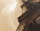 Cafe Au Lait - Paris Photography - Paris Photo - Paris Decor - Paris Image - Paris Picture - Fine Art Photography