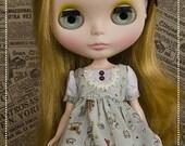 Blythe Dress Country Style Girls