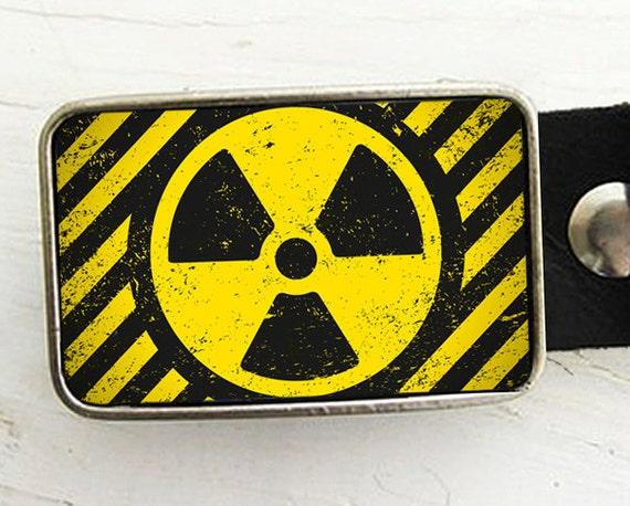 Radiation Belt Buckle