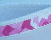 Wristlet Keychain - Pink Camo
