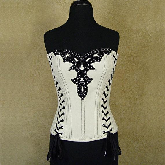 western corset