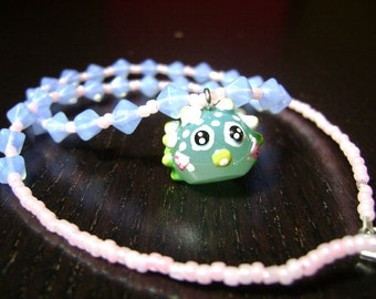 CLEARANCE !!! Bella the Blowfish Necklace