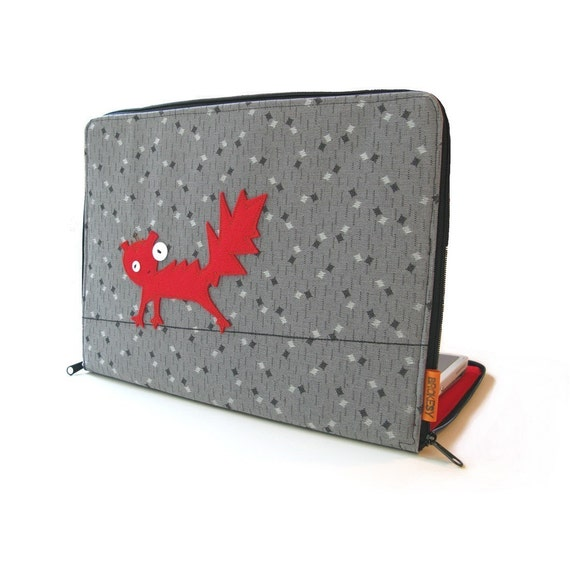 wired - laptop sleeve - custom size