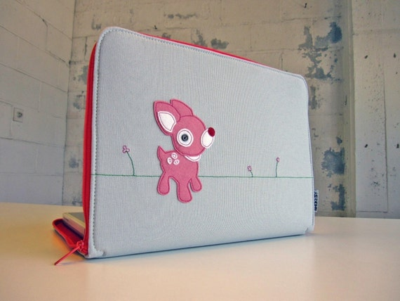 The Fawn - Laptop Case - Custom SIze