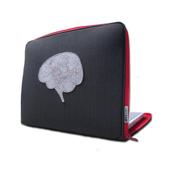 "RESERVED for hansigurumi2 - 13"" MacBook Pro Laptop Case - The Brain"
