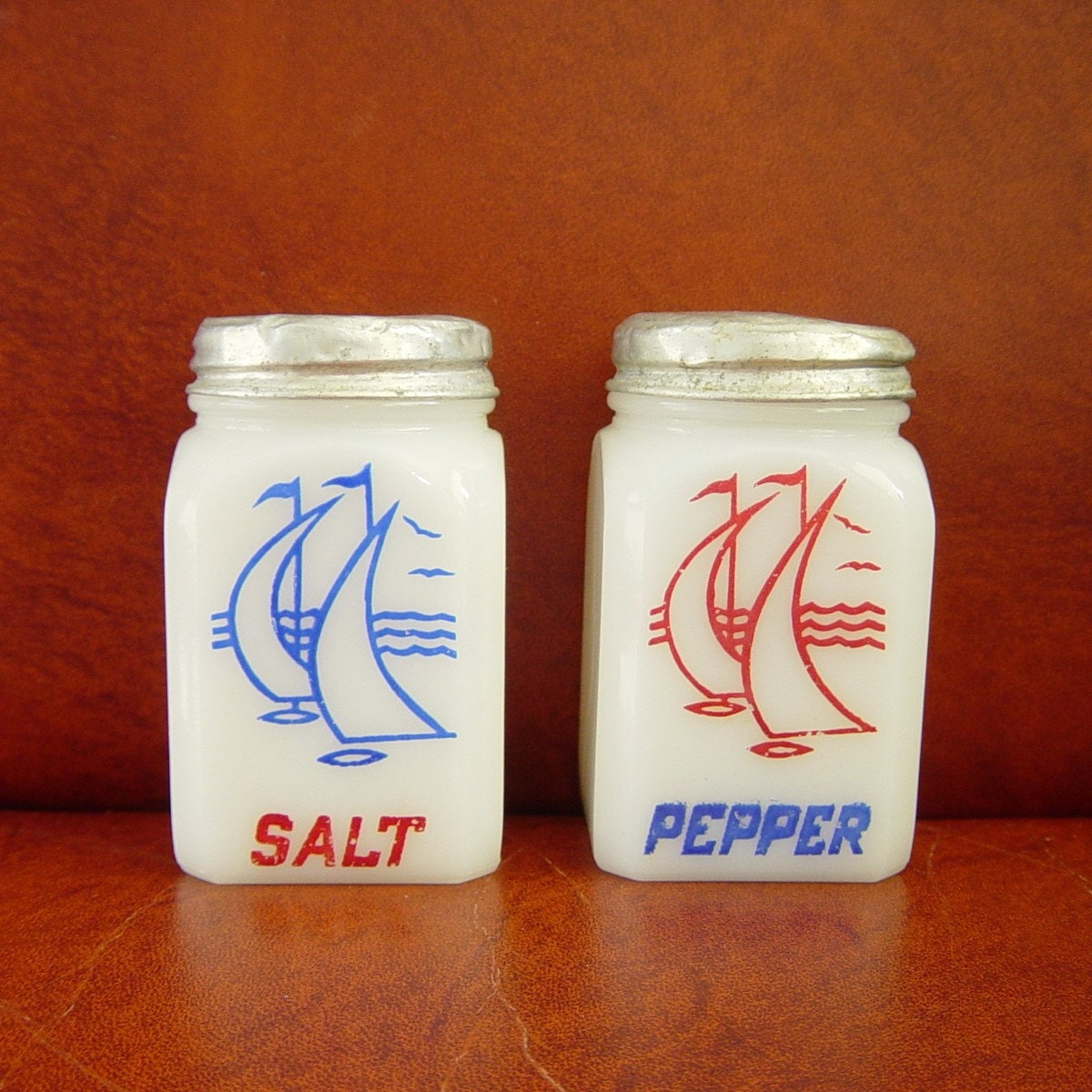 Salt Shakers - Mainely Glass