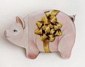 BBQ Piggy Bacon Bank Gift Card