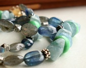 Big Summer Sale. Use Discount Code Summer25 to save 25 percent. Riverstone Necklace