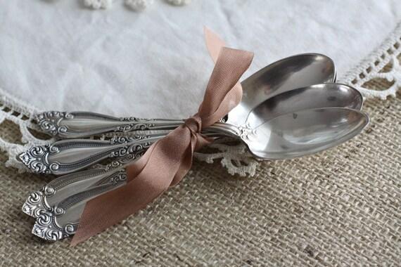 Set of Vintage Teaspoons