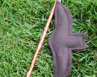 Cat fishing poles etsy for Cat fishing pole