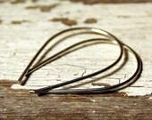 Teardrop Sterling Silver Earring