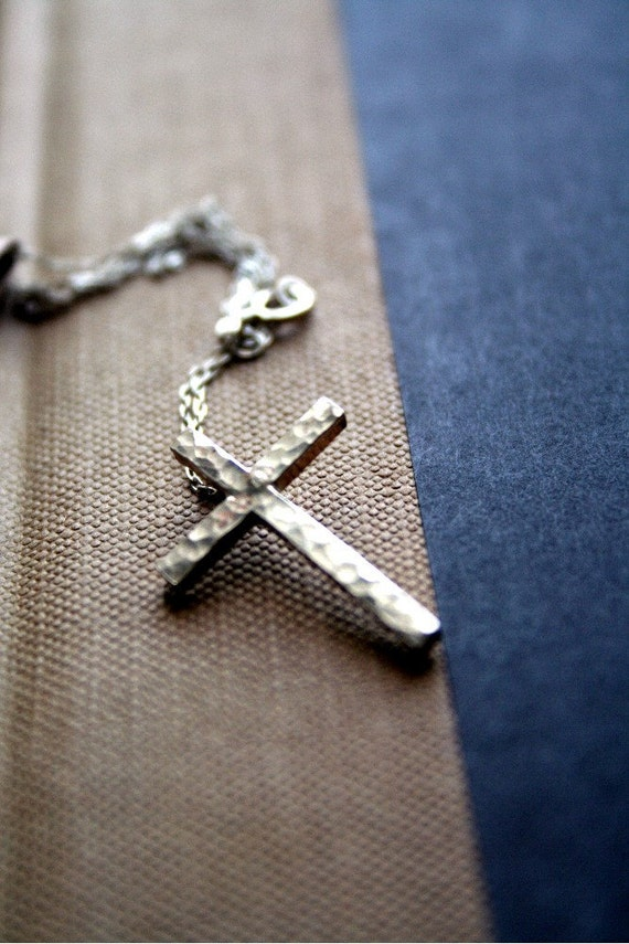 https://www.etsy.com/listing/75633352/sterling-silver-cross-necklace