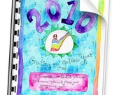 The 2010 Creating Your Goddess Year workbook and planner PDF