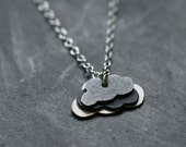 Cloud Cluster Necklace