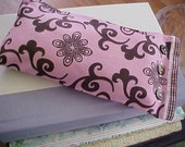 Lavender and Rice Eye Pillow