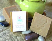 Natural Chamomile Shea Butter Handmade Soap