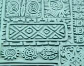 ANCIENT DOODLES  Lisa Pavelka Ancient Doodles Rubber Stamp 27062