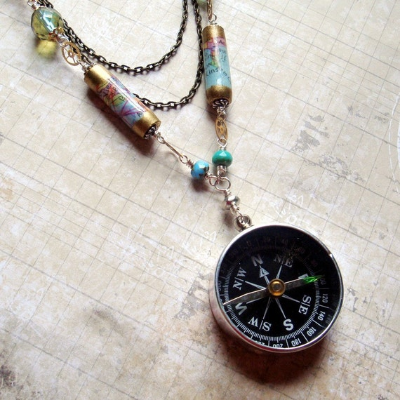 The TimeKeeper's Daughter - Compass