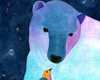 Bear & Bird