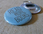 Read More Books Bottle Opener Keychain - weatherandnoise