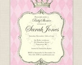 Royal Baby Shower - You-Print Digital Invitation