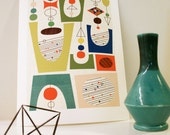 Giclee Print (item No. P-2012-21)