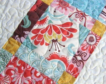 PDF QUILT PATTERN.... Easy...one Layer Cake, Angels Staircase