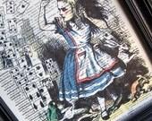 Alice, Alice In Wonderland, Children, Playing Cards