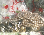 Destash Grab Bag of Random Jewelry, Findings, and Etcetera.  Ships FREE in US