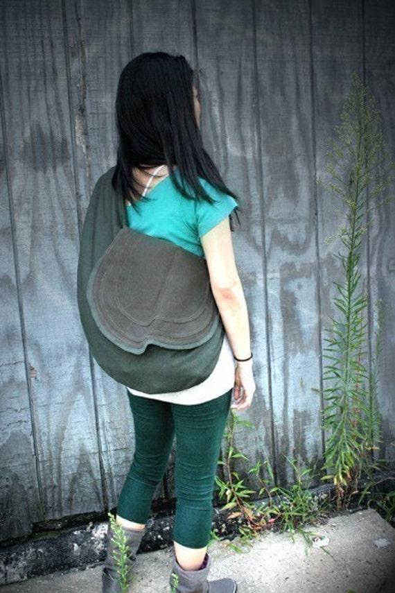 Obi Sling Bag - Loch Ness