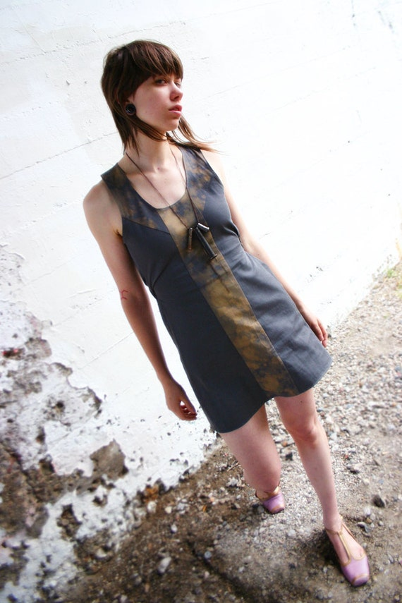 GRAFF Dress-Gray And Gold-Limited Edition 1 of 3