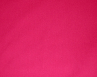 Crib Sheet = Handmade Hot Pink Fitted Crib Sheet