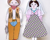Emma and Peter Paper Dolls in Full Color PDF
