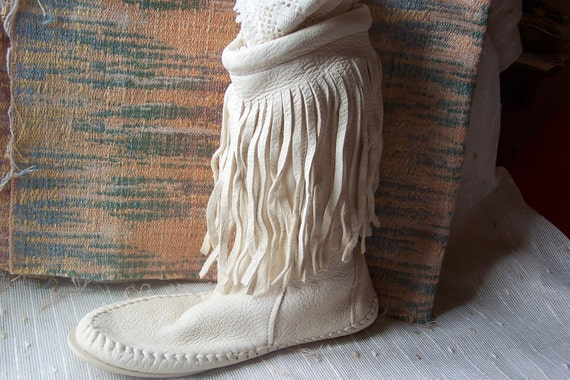 Boots,Western, Native American Style, Handmade,  Sale
