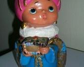 Vintage Nativity King Figurine