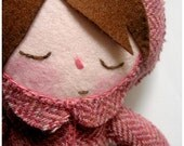 Reserved Pink Lady Plush