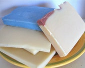 Handmade Soap Ends - Butt Cutts - 1 pound - Variety of Soap Ends - Grab Bag of Homemade Soap Ends - Soap Seconds